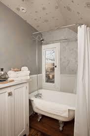 circular shower curtain bathroom traditional with bath shower bath shower curtain rod height