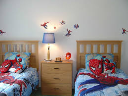 Spiderman Bedroom Decorations Gorgeous Styles For Boy Bedroom Decor Chatodining