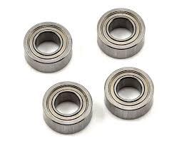 ball bearings. kyosho 5x10x4mm metal shielded ball bearings (4) [kyobrg001] | cars \u0026 trucks - amain hobbies