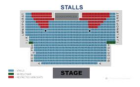 Olympia Theatre Dublin Seating Layout