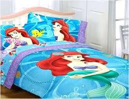 girls mermaid bedding little mermaid bedding set designs home interior design company in desh