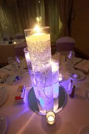 Led Lights For Centerpieces Purple Wedding Centerpieces Decoration Simple Luxury