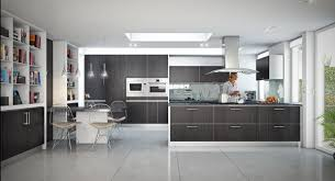 Image of: Welcoming Comforting Modern Kitchen Design 2013