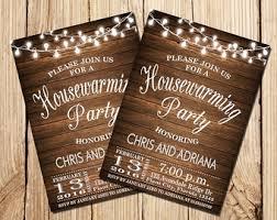 Housewarming Party Invitation, Rustic Housewarming Party Invitation, Housewarming  Party, Housewarming, Printable Housewarming
