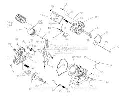 generac gn 190 parts diagrams