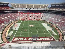 Bryant Denny Stadium Section Ss8 Rateyourseats Com