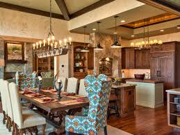 Stone Kitchen Rustic Stone Kitchen With Country Appeal Heather Guss Hgtv