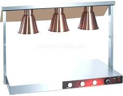 kitchen heat lamp new heat lamps for food and copper heat lamps