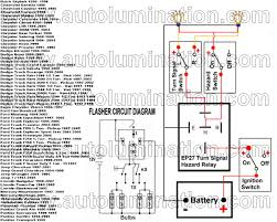 electronic flasher wiring diagram wiring diagram and schematic how to build a heavy duty 12 volt flasher unit detailed