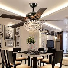 living room ceiling fans with lights 2018 crystal ceiling fan wood leaf antique fan light fan