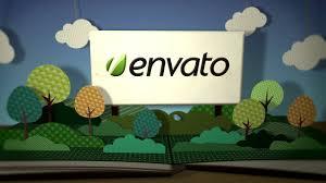 Popup Book Template Pop Up Book Logo Open After Effects Template