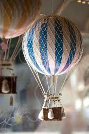DIY Mini Hot Air Balloon Decor