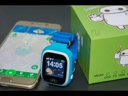 <b>Smart Baby Watch</b> Q80 (Q90/GW100/G72). Видео обзор - YouTube