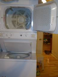 kenmore washer and dryer combo. considerable dryer model no 970 17802 50 sears washer combo ventless kenmore 417 and