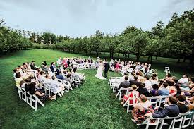 brooklyn botanic garden circle ceremony photo from parris with love