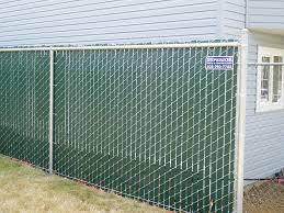 green slatted chain link fence slats add privacy to your chain link fence 503
