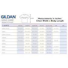 Gildan Softstyle 63000 Cotton Tshirt