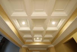 coffered ceiling lighting. Tray Ceiling Lighting Beautiful Coffered Design Beams Coffer Panels O