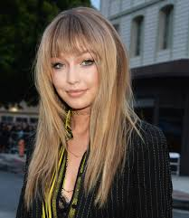 Square Face Bangs Hairstyle Find The Best Bangs For Your Face Shape Instylecom