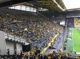 Behind the Yellow Wall: an insider's tour of Signal Iduna Park at the  DFL-Supercup - Fear The Wall