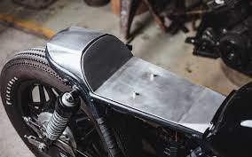 honda cb750 dohc cafe racer seat