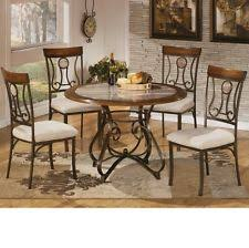 ashley furniture chairs on sale. ashley furniture hopstand dining room chair in brown finish 4-set, d314-01 chairs on sale a
