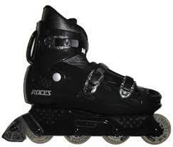 Roces Skates Tokyo Black Inline Size 15