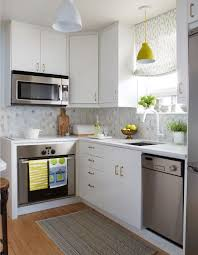 Design Ideas For Kitchens 20 small kitchens that prove size doesnt matter