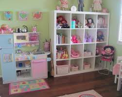 Little Girl Playroom Ideas - callforthedream.com