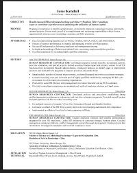 General Resume Cover Letter Sample Sample Document Resumes