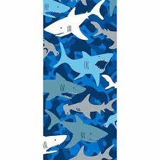 awesome beach towels. Mainstays Kids\u0027 Shark Beach Towels, Awesome Towels
