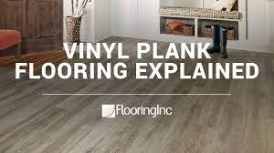 vinyl plank flooring explained you