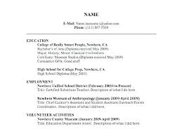 Resume Title Examples Magnificent Titles For Resumes Llun