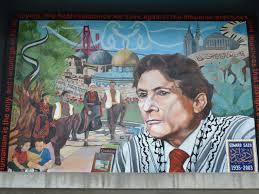 Image result for Edward Said CARTOON