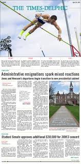 Hillsdale Collegian   Michigan s Oldest College Newspaper Issuu