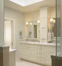 White Bathroom Cabinet Amazing Classic White Bathroom Ideas