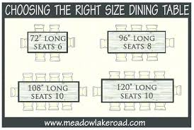 person dining table size elegant 8 dimensions design remodel 10 round seating chart template d