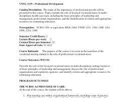 Best Nursing Resume Nursing Resume Template Best Templateresume