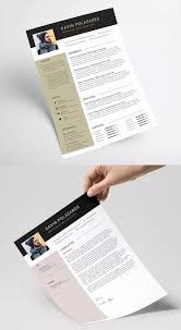 Resume Templates Resume Template Ai Eps Psd Ms Word Resumes