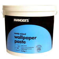 Mangers Paste Ready Mixed Wallpaper ...