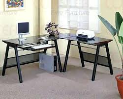 l shaped desks home office. Office Furniture L Shaped Desk Home Desks H Co With Regard  To . Modular