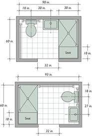 Bathroom Design Floor Plan Entrancing Small Bathroom Floor Plans