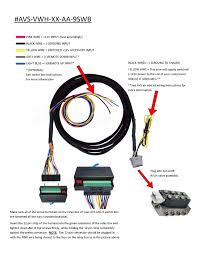 avs valve wiring harness 10 15 20 accuair vu4 valve to avs click here