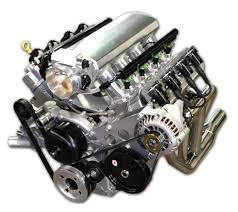 STROKER 402 CID 650HP FORGED TURN-KEY MOTOR CRATE ENGINE SBC BBC ...