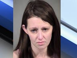 PD: Mesa mom with meth endangered child