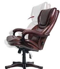 awesome office chair review co at home blissfully high back manager executive air technology serta desk