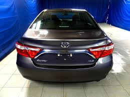 2015 Used Toyota Camry XLE with NAVIGATION at Northeast Auto ...