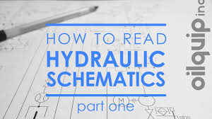 How To Read Hydraulic Schematics Part 1 Misc Components