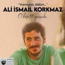 """Atatürkçü Düşünce Derneği on Twitter: """"10 Temmuz 2013'te Gezi Parkı  eylemlerinde Eskişehir'de dövülerek öldürülen Ali İsmail Korkmaz'ı  unutmadık. #AliİsmailKorkmaz #OHep19Yaşında… https://t.co/zhSYMITBft"""""""