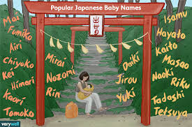 Japanese Color Symbolism Chart 100 Japanese Baby Names Meanings Origins